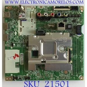 MAIN LG / EBT66233502 / EAX68253604(1.0) / PANEL NC600DQE-VSHP1