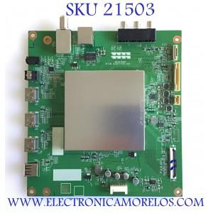MAIN TOSHIBA / 691V0G00510 / UCI7 VTV-L55731 / 631V0G00510 / MODELO 55LF711U20 / PANEL K550WDRB