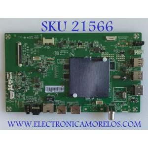 MAIN SEIKI / 6505YTAU / 35022747 / PANEL T650QVN06.5 / MODELO SC-65UK700N