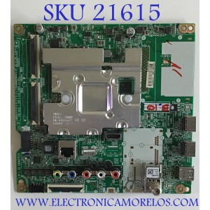 MAIN LG SMART 4K UHD CON HDR / EBT66033402 / EAX68253604(1.0) / EAX68253605(1.1) / PANEL'S NC550DQG-ABHX1 / NC550DQG-ABXL1-9113 / MODELO 55UM7300PUA BUSGDKR