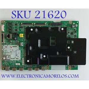 MAIN LG HDR 4K UHD SMART TV / EBT66101101 / EAX68766003(1.0) / 65655301 / 88558401 / PANEL HC650DQB-SLUA5-2123 / MODELO 65SM9000PUA.AUSYLJR