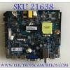 MAIN FUENTE (COMBO) FURRION / 5004035355300130 / CV3553BH-Q42 / 7AH13411 / 170324 / PANEL HK315LEDM-JH69H / MODELO FEHS32D9A