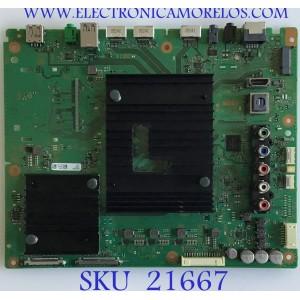 MAIN SONY 4K HDR - PROCESADOR X1 - SMART TV (ANDROID TV) ULTRA HD / A-2229-435-B / 1-983-791-22 / A2229435B / PANEL V650QWME10 / MODELO XBR-65X850G