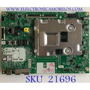 MAIN LG SMART TV HDR 4K UHD / EBU65707101 / EAX68382503(1.1) / 88404001 / PANEL HC490WQH-SLXA1-211X / MODELO 49SM8600PUA AUSYLJM