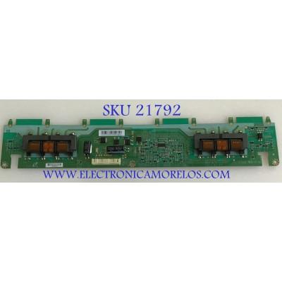 BACKLIGHT INVERTER TCL / LJ97-00202A / SSI320_4UP01 / PANEL LTA320AP13 / MODELO L32HDF11TATGAA