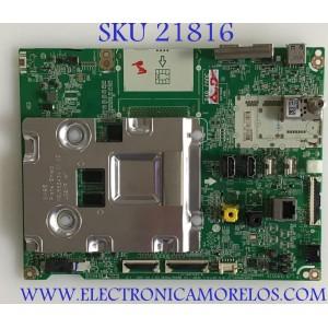 MAIN LG CLASS 4K HDR SMART TV UHD / EBT66082804 / EAX68785003(1.0) / PANEL HC860DQF-SLUR2-2142 / MODELO 86UM8070AUB BUSYLJR