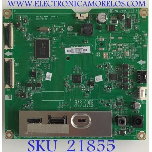 MAIN MONITOR LG / EAX67464701  / EAX67464701 (1.2) / NP95R107E2 / PANEL LM290WW2 (SS)(C1) / MODELO 29UM69G-BF.AUSHQSN