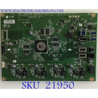 MAIN LG / EAX68027403 / EAX68027403(1.1) / 34GK950F / PANEL LM340UW5(SS)(A1) / MODELO 34GK950F-BG.AUSOMPN
