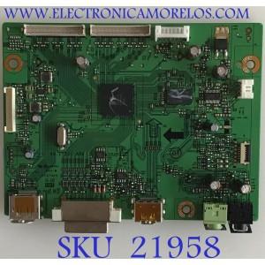 MAIN MONITOR ASUS / 5E1YD01002 / 4H.1YD01.A00 / 1677078 / PANEL M240HW01 V.8 / MODELO VG248QE