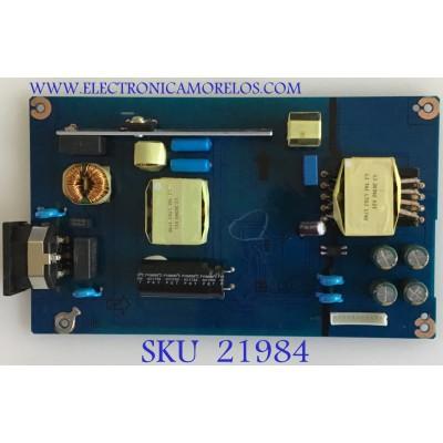 FUENTE PARA MONITOR DELL / 5E3KU02001 / 4H.3KU02.A00 / 1902427 / PANEL LM270WR5 (SS)(B1) / MODELO U2718QB