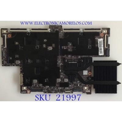 MAIN SAMSUNG SMART TV QLED HDR UHD 8K / BN94-14096H / BN41-02705A / BN97-15609F / PANEL CY-TR065JLLV1H / MODELO QN65Q900RBFXZA FA01