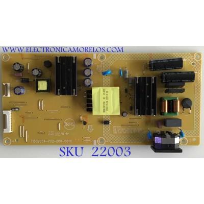 FUENTE PARA MONITOR / HL482UQD3 / 715G9084-P02-000-001R / (Q)HL482UQD3 / PANEL TPT315B5-QHBN0.K REV:A9P3G A / MODELO ET322QU