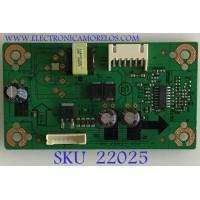 LED DRIVER ASUS / 5E2E433001 / 4H.2E433.A00 / 1699183 D / PANEL M270Q008 V0 / MODELO PG278QR