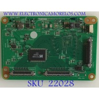 FRC TOSHIBA / 75038466 / V28A001510A1 / PE1159A-1 / PANEL LC550DUK (SG)(K2) / MODELO 55L7500U