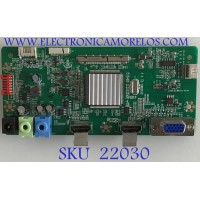 MAIN MONITOR ACER / G2ADVW85A0002 / V.DW85A / DW270ECF / PANEL DW270ECF-VG / MODELO ED273