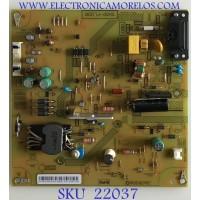 FUENTE TOSHIBA / PK101W1170I / FSP049-3FS02 / PANEL V280LD-FH61 REV.01 / MODELO 28L110U