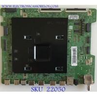 MAIN SAMSUNG SMART TV 4K ULTRA HD / BN94-14187F / BN41-02695A / BN97-15553G / PANEL CY-TR055FLAV3H / MODELO QN55Q70RAFXZA AA02