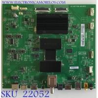 MAIN TCL / 08-SS75DUD-OC402AA / 40-MST10M-MAH4HG / 08-MST1006-MA200AA / V8-ST10K01-LF1V1306 / PANEL LVU750NDBL / MODELO 75R615