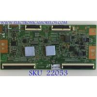 T-CON  TCL / LJ94-41843D / 18Y_R75HU11A2H2A6AV0.0 / 41843D / PANEL LVU750NDBL / MODELO 75R615