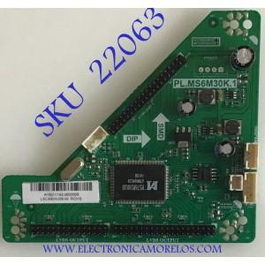 FRC POLAROID INTERFASE / 48GSR3000FJ / PL.MS6M30K.1 / A16011142 / LSC480HJ08 / MODELO 48GSR3000FJ