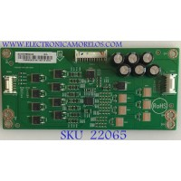 LED DRIVER / LNTVIW55XAC8 / 715G9365-P01-000-004Y / (X)LNTVIW55XAC8 / PANEL TPT550U1-QVN05.U / MODELO V556-G1 LTMWYULV
