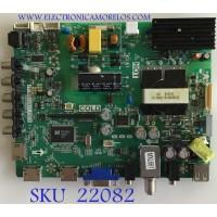 MAIN FUENTE (COMBO) SANYO / 02-SHY39A-CXS001 / TP.MS3393T.PB79 / 3MS3393X-2 / B14041635 / PANEL T420HVN06.1 / MODELO DP42D24-00