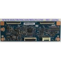 T-CON SAMSUNG / 55.50T26.C31 / 55T23-C0A / 5550T26C31 / T550HVN08.3 / MODELO UN50M5300AFXZA VA03