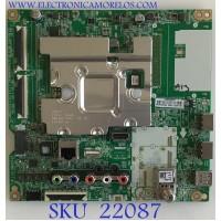 MAIN LG / EBU65348208 / EAX68253604(1.0) / PANEL NC490DGG-AAGP1 / MODELO 49UM6900PUA.BUSYLJM