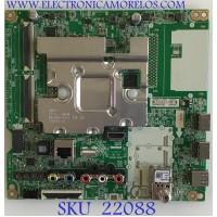 MAIN LG / EBU65202201 / EAX68253604(1.0) / 65202201 / 88789307 / PANEL NC430DQG-ABHX1 / MODELO 49UM7300PUA.AUSFLJM