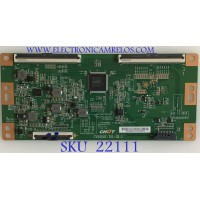 T-CON TOSHIBA / CV500U2-T01-CB-1 / E3CCBB5000110 / PANEL U500DU01 TW107 REV:CD1.AA / MODELO 50LF711U20