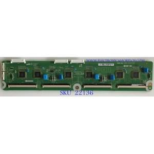 BUFFER SAMSUNG / BN96-22118A / LJ41-10176A / LJ92-01877A / 877A / SUSTITUTAS / LJ92-01877B / PANEL S60FH-YD01 / MODELOS PN60E6500EFXZA TW02 / PN60E8000GFXZA TW02 / PN60E530A3FXZA TS02 / PN60E535A3FXZA / PN60E550D1FXZA