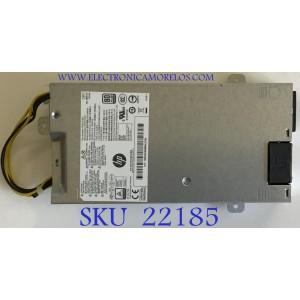 FUENTE DE PODER PARA COMPUTADORA DE ESCRITORIO HP / 702912-001 / 9MC200E00FCRM3HF / 703275-001 /  MODELO  D12-200P2A / 19.5V - 10.26A / PANEL LTM230HL08 / MODELO TPC-W012
