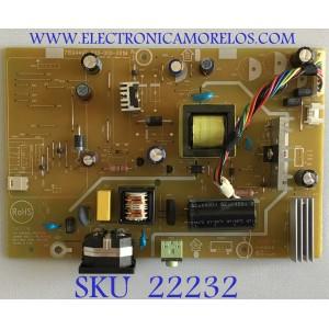 FUENTE DE PODER PARA MONITOR VIEWSONIC / EB491UQE8 / 715G4497-P08-000-001M / (Q)EB491UQE8 / PANEL TPM215HW01-HTN01 / MODELO VA2246M-LED