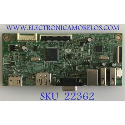 MAIN PARA MONITOR DELL / L5119-1 / 748.A1B02.0011 / PANEL LM230WF9 (SL)(A1) / MODELO P2317HT