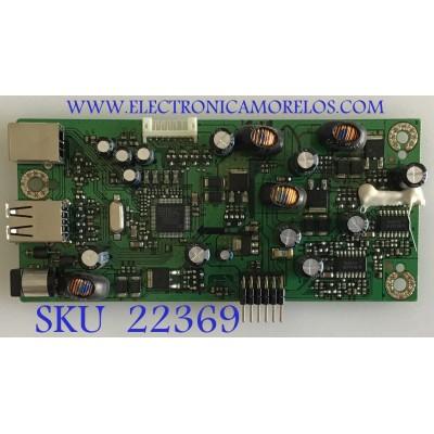 SUB FUENTE PARA MONITOR DELL / 5EL2J0B001 / 4H.L2J08.A04 / 358995 / PANEL LM201W01 (SL)(C2) / MODELO 2007WFPB