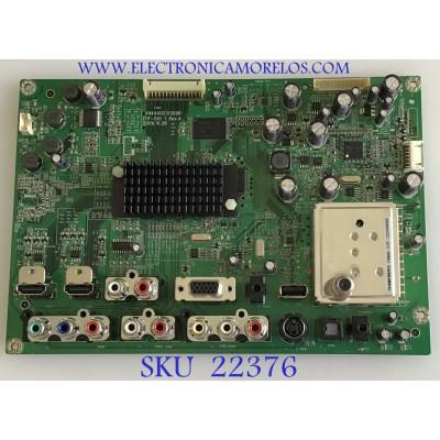 MAIN PARA TV.  MONITOR VIZIO / 794791300601R / 494A00231300R / ITIF-010 1 REV A / PANEL MT215DW01 V.3 / MODELOS M220MV LINIHUAL / E220MV