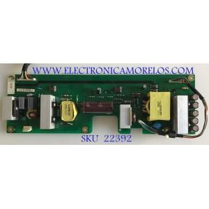 FUENTE DE PODER PARA MONITOR DELL / 5E0CT02001 / 4H.0CT02.A00 / 453069 REV:A00 / PANEL LTM240CS05-C03 / MODELO 2408WFPB