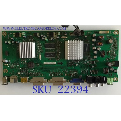 MAIN PARA MONITOR DELL / 5E0CT01001 / 4H.0CT01.A02 / 456338 REV:A00 / PANEL LTM240CS05-C03 / MODELO 2408WFPB