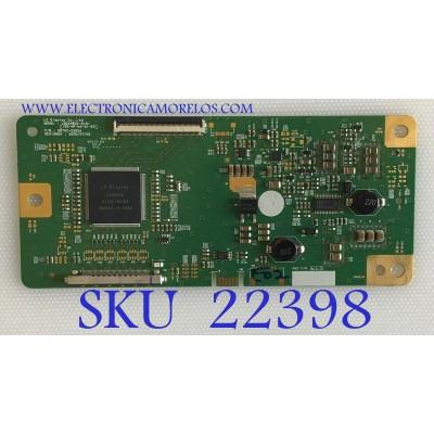 T-CON PARA MONITOR DELL / LJ94-1658A / 6870C-0265A / 1658A / PANEL LM240WU4 (SL)(B1) / MODELO U2410F
