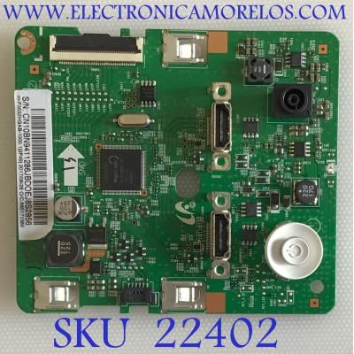 MAIN PARA MONITOR SAMSUNG / BN94-11286J / BN41-02521B / BN9411286J / PANEL CY-MK315BNLV2V / MODELO MODELO LS32F351FUNXZA FB02