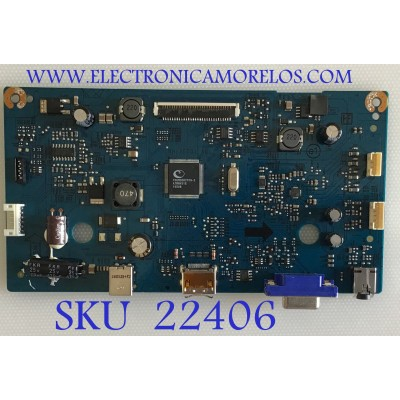 MAIN PARA MONITOR DELL / 5E2FT01003 / 4H.2FT01.A01 / 1544782 / PANEL LTM238HL03 / MODELO S2415HB