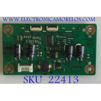 LED DRIVER PARA MONITOR HP / 5E1C033001 / 4H.17633.A30 / 742354 N / PANEL M270H3-L05 REV.C2 / MODELO 2711X