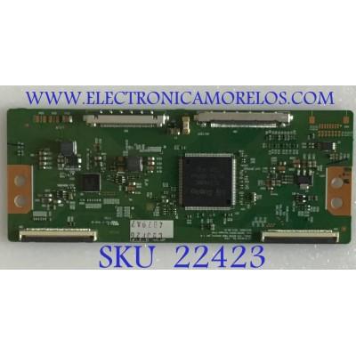 T-CON LG / 6871L-4079A / 6870C-0557A / 4079A / PANEL LD650EUF (FH)(B1) / MODELO 65SM5KD-BH.AUSSLJM