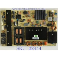 FUENTE DE PODER PARA TV DIGITALSTREAM / MP128FL / KB-5150 / PANEL TLV5521-01LEDM / MODELO DETK550D