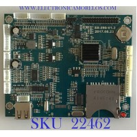 MAIN LOGICA PARA TV LYNX / SX-290-V1.2 / PANEL V390HJ1-LE1 REV.C1 / MODELO 031-517-050