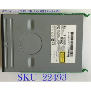 DVD PARA CPU DELL / CRD-8482B / 3892A969 / 034EWX REV.A01 / MODELO DHM-6ZBJ711
