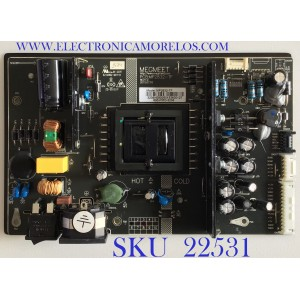 FUENTE DE PODER PARA MONITOR SEIKI / 890-PMO-3236 / MP2832-TF / PANEL M280DGJ-L30 REV.C1 / MODELO SM28UTR