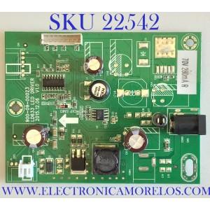 FUENTE DE ALIMENTACION PARA MONITOR / 900-09-00023 / 14001117969 / 1803081100315 / PANEL M238HVN01.0 / MODELO GVM24-0-8300-B