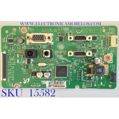 MAIN PARA MONITOR SAMSUNG / BN94-07215A / BN41- 02134A / BN97-07997F / PANEL CY-MH270BGLV3H / MODELO LS27D590