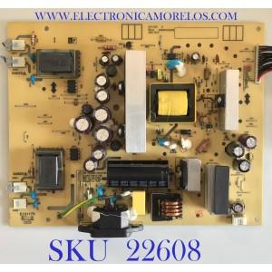 FUENTE DEPODER PARA MONITOR HP / 790891401A02R / 490891400101R / ILPI-029 / PANEL LM220WE1 (TL)(B3) / MODELO W2207H